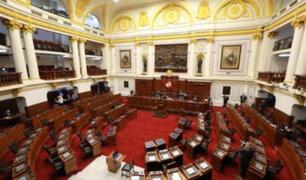 Inmunidad parlamentaria: Congreso aprueba texto sustitutorio sobre su eliminación