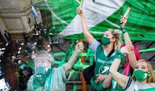 Congreso argentino debate legalización del aborto