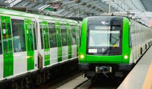 Disponen duplicar el número de pasajeros en el Metro de Lima