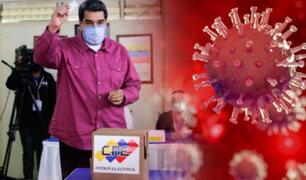 """""""Chavismo"""" recupera el control del Congreso en Venezuela"""