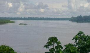 Intensas lluvias provocan el desborde de dos ríos en Madre de Dios