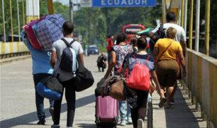 Pese al cierre de fronteras todos los días más de 500 venezolanos dejan su país