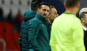 La turbulenta vida de Sebastian Coltescu, el árbitro del incidente racista en Champions