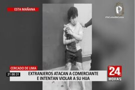 Cercado de Lima: extrabajadores secuestraron y apuñalaron a empresario
