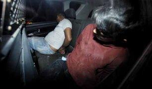 Puente Piedra: capturan sujetos que golpearon salvajemente a mujeres durante asalto