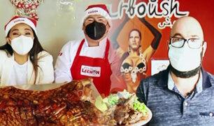 La nueva gastronomía navideña en tiempos de pandemia