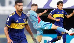 Con Carlos Zambrano de capitán, Boca empata con Arsenal