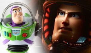 """""""Buzz Lightyear"""" tendrá su propia película"""