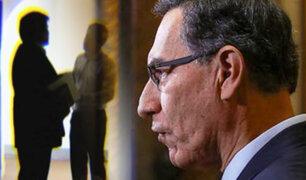 ¡Exclusivo! Conductor declara que entregó sobres precintados a Vizcarra por encargo de Hernández