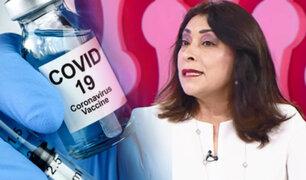 """Vacuna contra COVID-19: Bermúdez dijo que están """"cerca de concretar alguno de los contratos"""""""