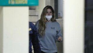 Sofía Franco: dosaje etílico confirmó que manejaba ebria durante accidente vehicular