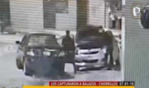 Increíble: juez libera a ladrones de autopartes que dispararon a policías