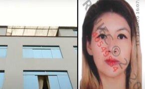 Surquillo: mujer cae del sexto piso de un edificio durante discusión con su expareja