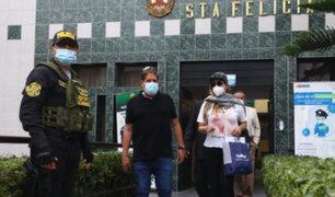 Sofía Franco fue liberada tras pagar una multa de S/4 300