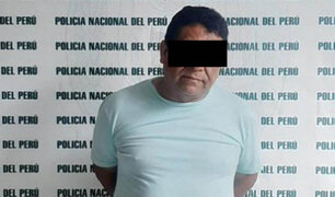 Chincha: capturan mototaxista por intento de abuso a una menor de 12 años