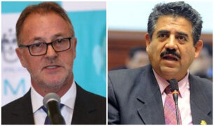 Jorge Muñoz sobre Manuel Merino: No parecía arrepentido por muertes de Inti y Bryan