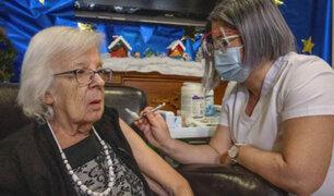 Canadá comenzó a aplicar vacuna contra el Covid-19 de Pfizer/BioNTec