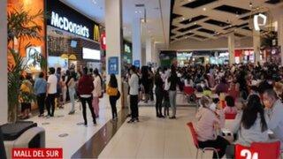 Covid-19 en el Perú: ¿Se está controlando el aforo en centros comerciales?