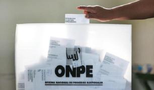 ¡No espere el último momento! Sepa cómo elegir el centro de votación más cercano a su domicilio