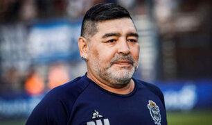 Registran casa del chófer de Diego Maradona por investigación sobre muerte del astro