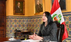 Canciller Astete: tenemos el mandato de acelerar las negociaciones para adquirir las vacunas