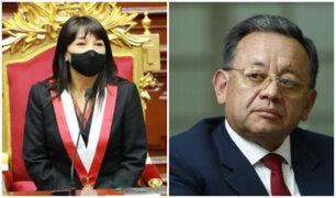 "Mirtha Vásquez sobre Edgar Alarcón: ""Se debe apartar de la Comisión de Fiscalización"""