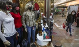 EsSalud: centros comerciales se convierten en nuevos focos de contagios de la COVID-19