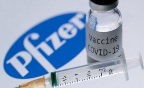 Luz verde: Chile aprobó el uso de vacuna Pfizer contra la Covid-19