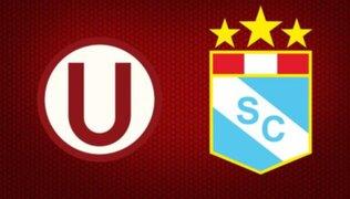 Universitario vs Sporting Cristal: así se alista la gran final de la Liga 1