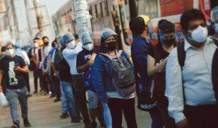 Covid-19: Contagios se elevaron en 31 distritos de Lima y Callao luego de fiestas por Navidad