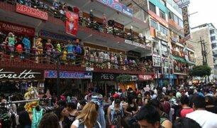 La Victoria: comerciantes denuncian cobro indebido para ingresar a Gamarra