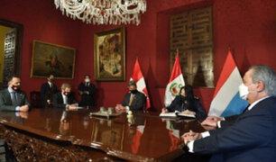 Perú repatriará más de US$ 26 millones tras suscribir acuerdo con Suiza y Luxemburgo