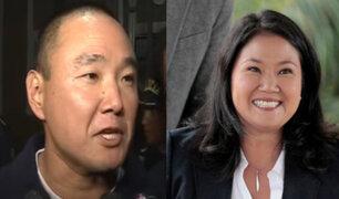 Hiro, hermano de Keiko Fujimori, se inscribió como militante de Fuerza Popular