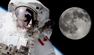 Canadá enviará astronauta a la Luna en 2023