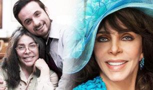 Verónica Castro vuelve al cine con un proyecto de su hijo