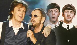 Paul McCartney y Ringo Starr colaboran en nueva canción