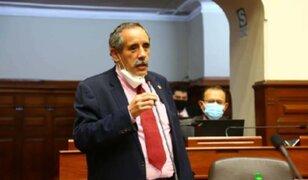 Burga: Se debe evaluar descenso de Alianza Lima, en otros países suspendieron la baja