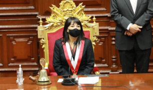 Mirtha Vásquez: Evitemos votar por personas que tienen sentencias o investigaciones