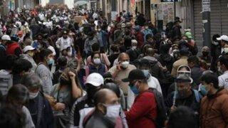 CMP exhorta a la población respetar y cumplir los aforos para evitar posibles contagios