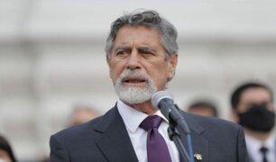 JEE declaró improcedente inscripción de Sagasti a la segunda vicepresidencia por el Partido Morado