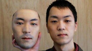 Empresa japonesa vende máscaras hiperrealistas de casi mil dólares