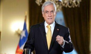Chile iniciará vacunación antes que acabe diciembre, según presidente Piñera