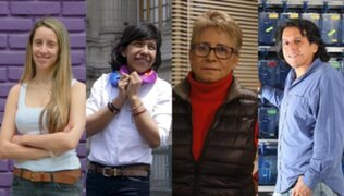 Partido Morado presentó a sus invitados en lista de candidatos al Congreso por Lima