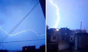 Apurímac: tormenta eléctrica provocó muerte de 50 ovejas en Andahuaylas