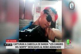 PNP captura a cabecilla de peligrosa banda delictiva que operaba en Carabayllo
