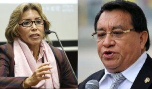 """Fiscal Sandra Castro asegura que existen """"pruebas sólidas"""" sobre la investigación contra J. Luna Gálvez"""