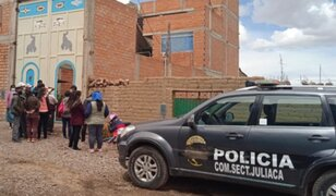 Juliaca: piden máxima pena para adolescente de 14 años acusado de asesinar a exenamorada