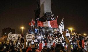 "HRW presentó informe sobre protestas: Policías actuaron con ""fuerza brutal"""