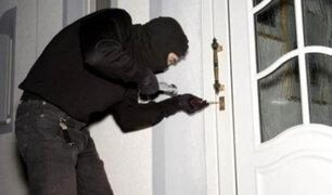 Huancayo: ladrones agreden y maniatan a niña para robar en su casa