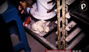 De terror: así horneaban panetones y cenas en algunos locales de El Agustino